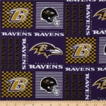 Baltimore Ravens New Fabric Scrub Hats